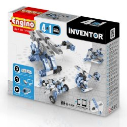 Engino – Inventor Aircrafts 4 Models - Price: €12