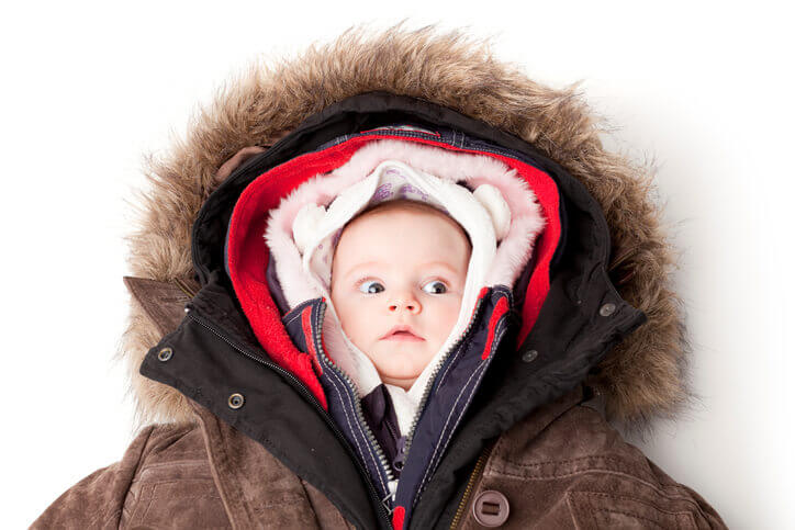 Dressing Your Baby For Winter In Malta How Many Layers
